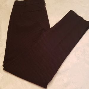 Van Heusen crop pants